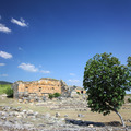 landscape with ancient ruins in Turkey - PhotoDune Item for Sale