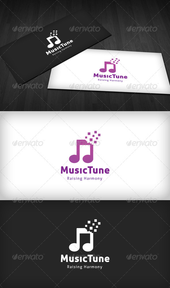 Music Tune Logo