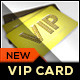 VIP Card Template - Diamond - GraphicRiver Item for Sale