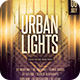 Urban Lights Flyer - GraphicRiver Item for Sale