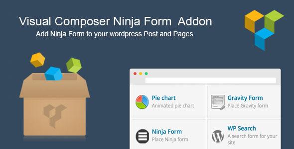 CodeCanyon Visual Composer Ninja Forms Addon 7613733