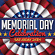 Memorial Day - GraphicRiver Item for Sale