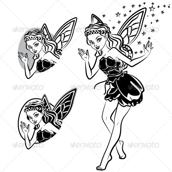 GraphicRiver Fairy 7614332