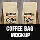 Coffee Bag / Cup Mock Up - GraphicRiver Item for Sale