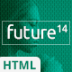 Future14 Multipurpose HTML Template - ThemeForest Item for Sale