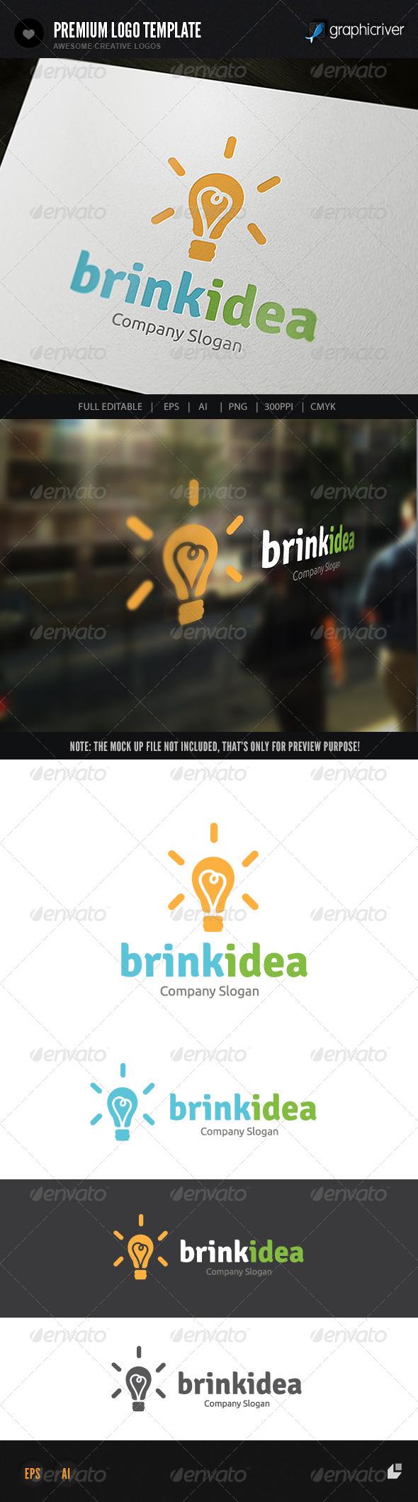 GraphicRiver Brink Idea 7615790