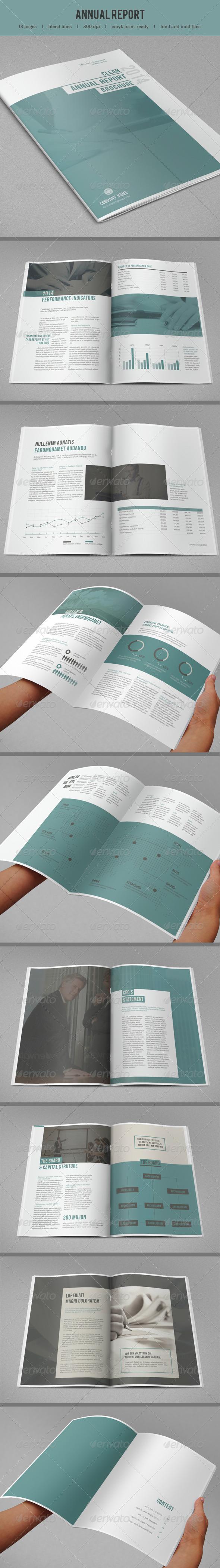 GraphicRiver Annual Report Brochure 7609814