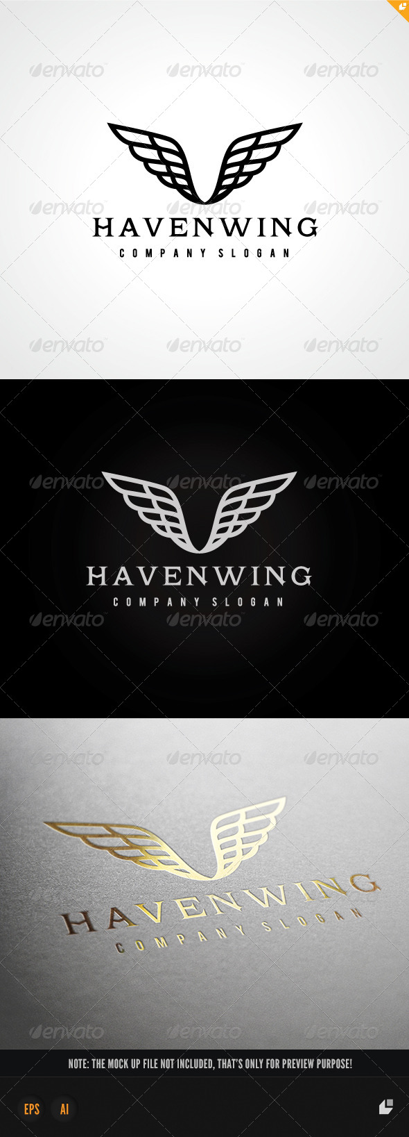 GraphicRiver Haven Wing 7615955