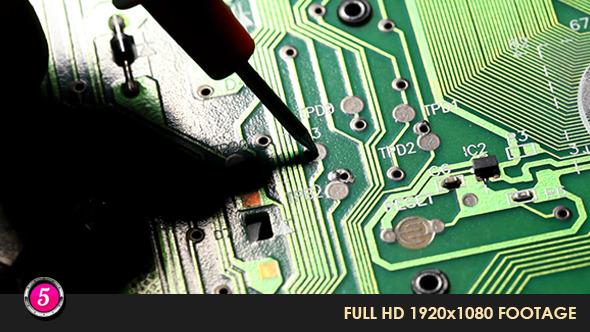 Circuit Board 14