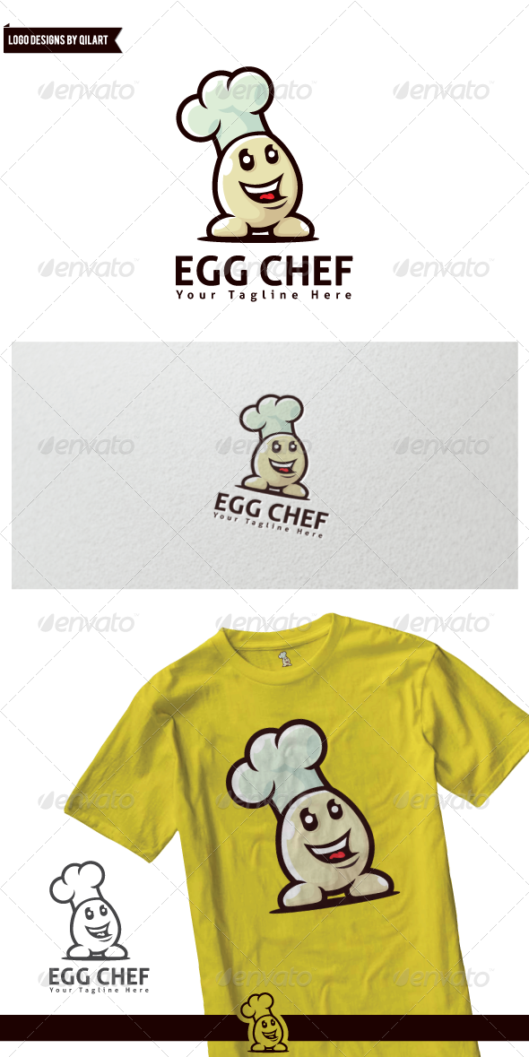 GraphicRiver Egg Chef 7617476