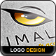 Animal Eye Logo - GraphicRiver Item for Sale