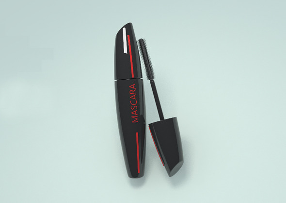 Realistic Mascara - 3DOcean Item for Sale