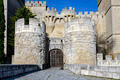 medieval street of ampudia - PhotoDune Item for Sale
