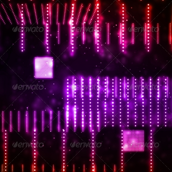 GraphicRiver Abstract Background of Technology 7619575