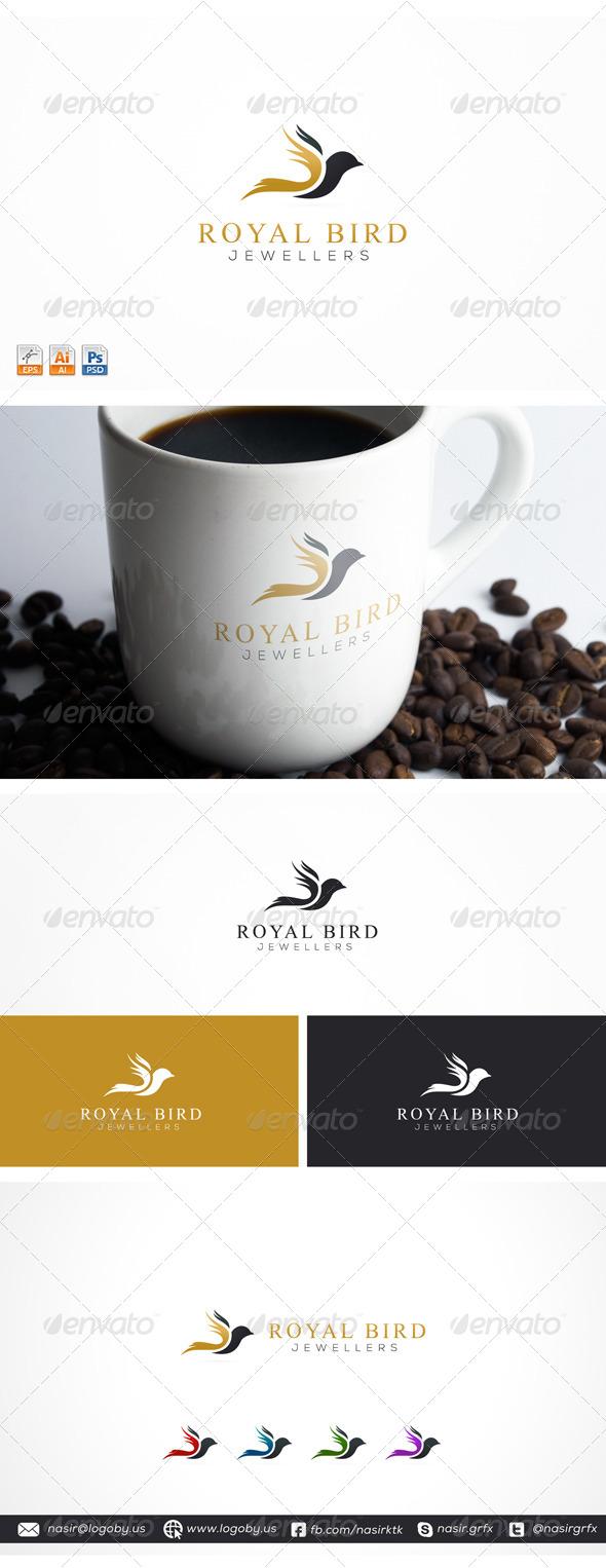 GraphicRiver Royal Bird 7620791