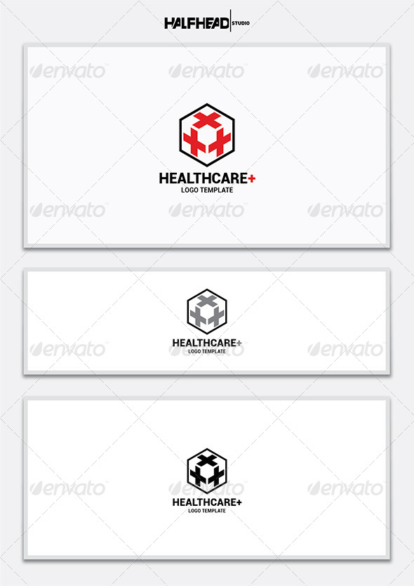 GraphicRiver Healthcare & Logo Template 7625508