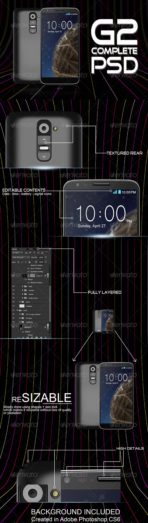 GraphicRiver G2 Mock-up 7613795