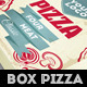 Design Pizza Box - GraphicRiver Item for Sale