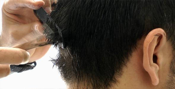 Hair Cut 3