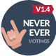 Never Ever - Questions / Voting Website Script - CodeCanyon Item for Sale