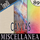 Canvas Miscellanea | Bundle - GraphicRiver Item for Sale