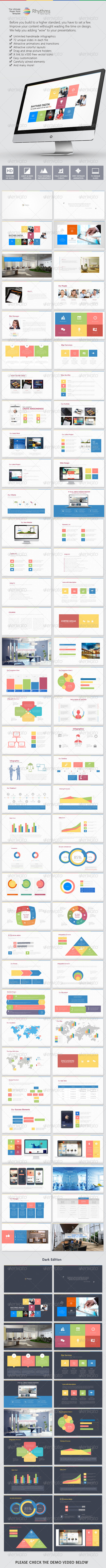 GraphicRiver Rhythms Ultimate Presentation Template 7586856