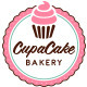 Cupacake Logo Template - GraphicRiver Item for Sale