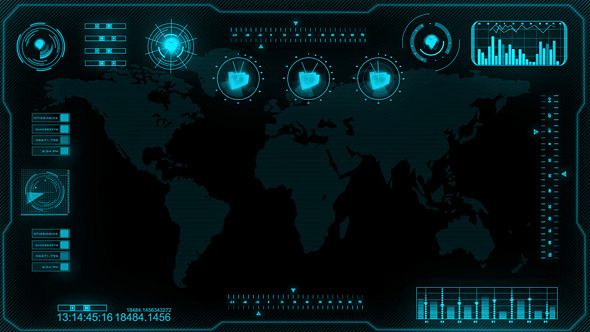 Hi Tech Interface By Cryvfx Videohive