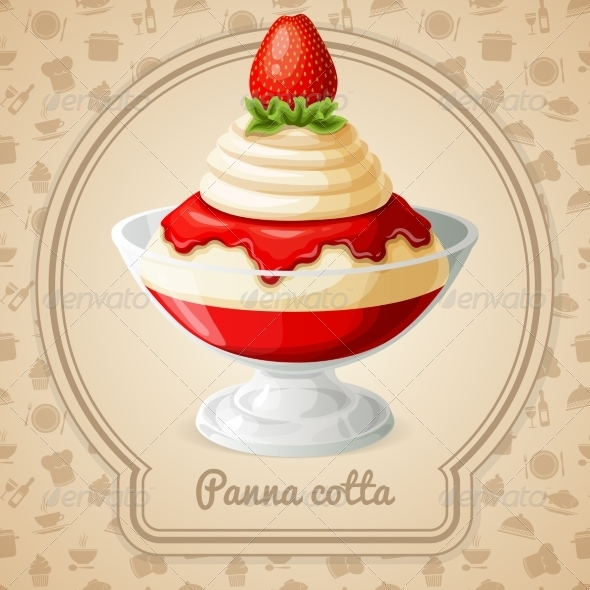 GraphicRiver Panna Cotta Badge 7631585