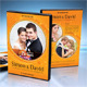 Wedding DVD Cover Template 03 - GraphicRiver Item for Sale