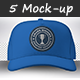 Baseball Cap Mock-up - GraphicRiver Item for Sale