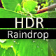 HDR Raindrop | PS Action - GraphicRiver Item for Sale