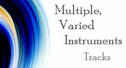 Multiple, Varied Instruments