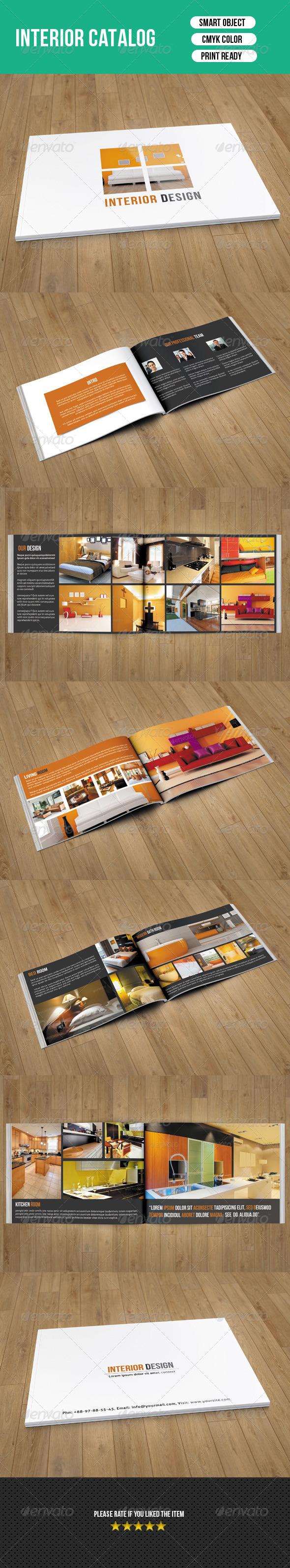 GraphicRiver Interior Catalog 7634492