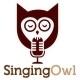 Singing Owl Logo - GraphicRiver Item for Sale