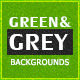 Soft Textures Backgrounds | Green & Grey - GraphicRiver Item for Sale
