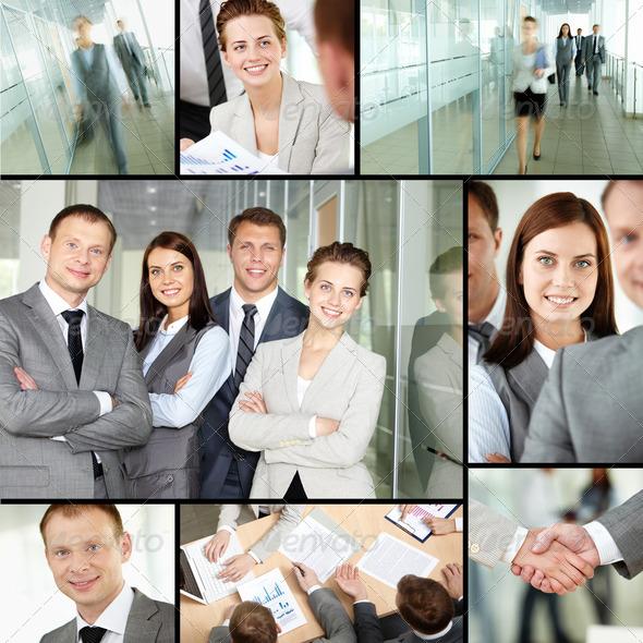 PhotoDune Business people 782909