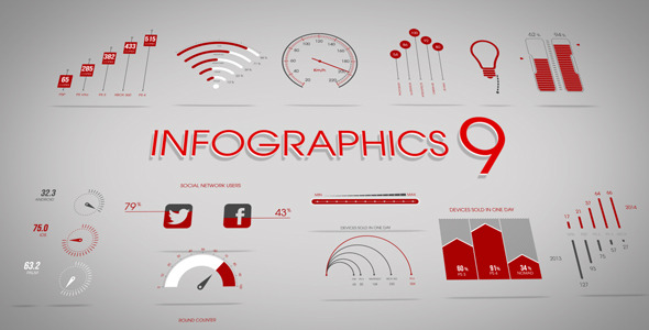 Infographic Ideas videohive infographic template 3 : Infographic Templates 9 by PerryCox   VideoHive