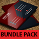 Corporate Business Card Bundle Pack  - GraphicRiver Item for Sale
