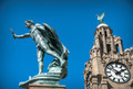 Liver Building Statue - PhotoDune Item for Sale
