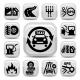 Auto Icon Set - GraphicRiver Item for Sale
