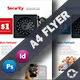 Security Flyer Templates - GraphicRiver Item for Sale