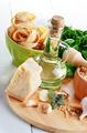 Ingredients for pasta pesto - PhotoDune Item for Sale