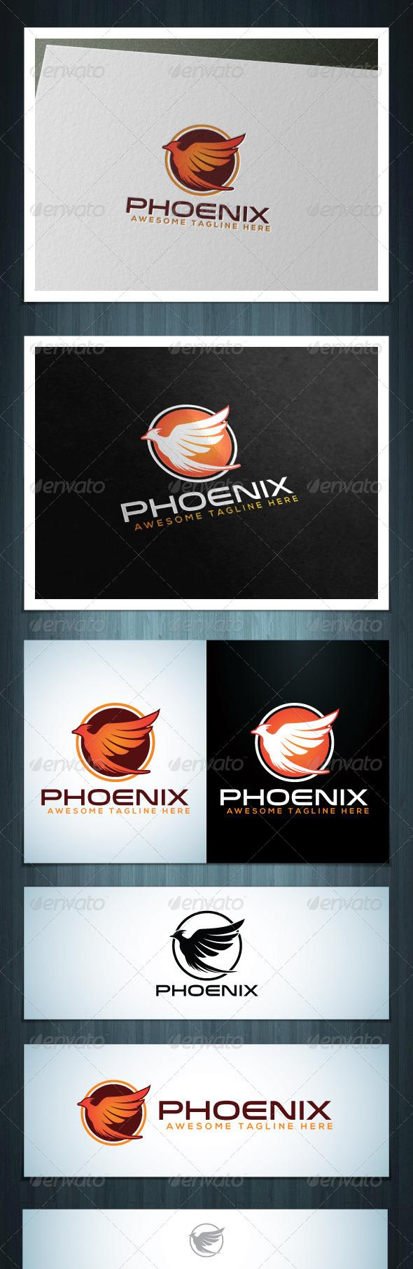 GraphicRiver Phoenix 2 7638325