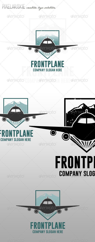GraphicRiver Frontplane Logo 7639884