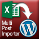 Multi-Post Importer Plugin