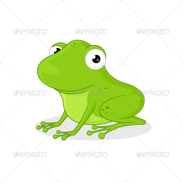 GraphicRiver Frog 7640290