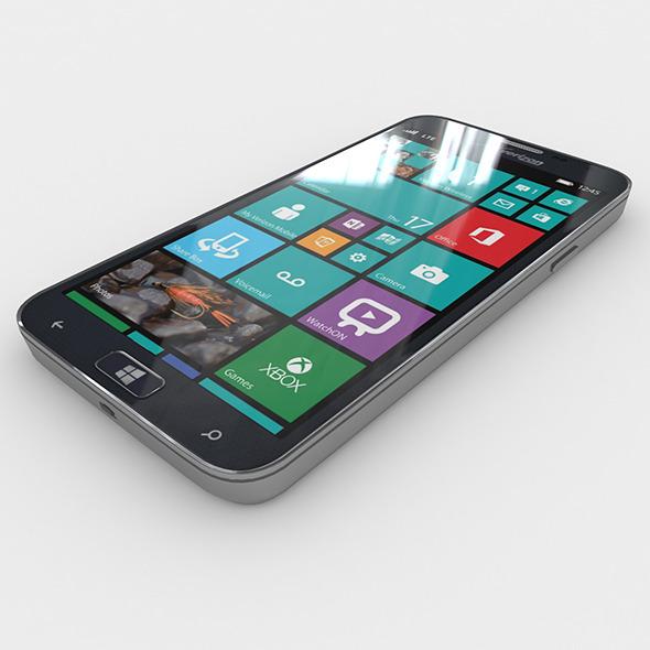 3DOcean Samsung ATIV SE 7640820