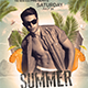 Summer Break Flyer - GraphicRiver Item for Sale