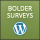 Bolder Surveys for WordPress - CodeCanyon Item for Sale